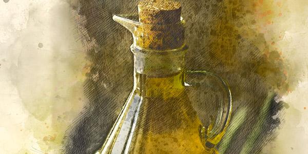 Das Olivenöl vom Gardasee