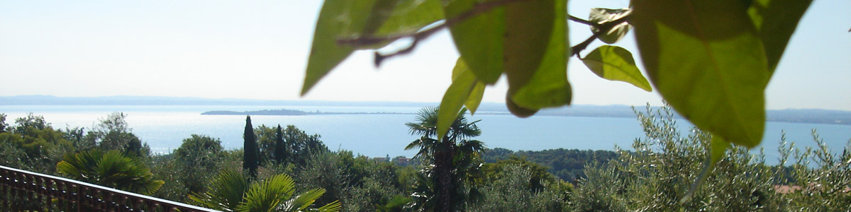 Residence San Rocco Garda Lake the residence charming panorama of the Garda