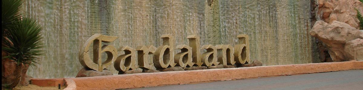 Gardaland in Castelnuovo del Garda am Gardasee