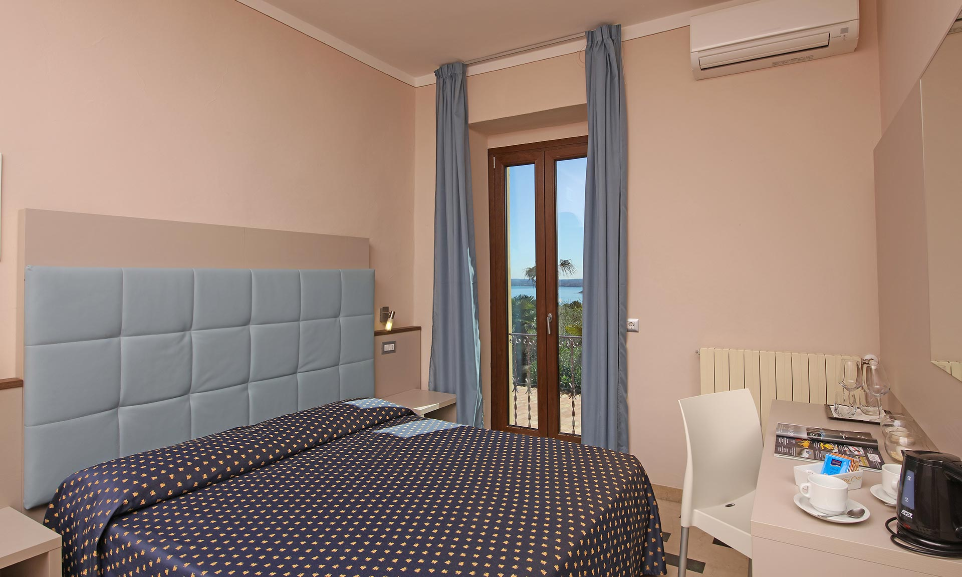 Ferienwohnungen in einer Residenz am Gardasee Soiano