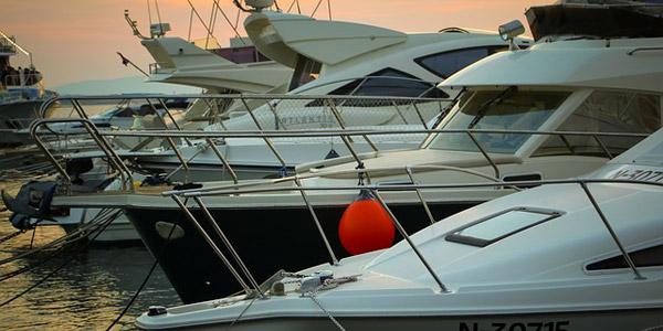 Ein Bootstrip am Gardasee